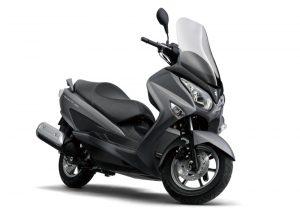 Pot echappement Suzuki Burgman 200 (2014 - 15)