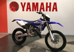 Pot echappement Yamaha WR 125 (2016 - 17)