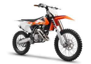 Pot echappement KTM SX 125 (2016)