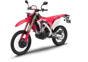 Pot echappement Honda CRF 450 L (2019)