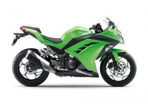 Pot echappement Kawasaki Ninja 300 ABS (2012 - 16)