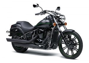 Pot echappement Kawasaki VN 900 Custom (2011 - 16)