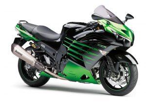 Pot echappement Kawasaki ZZR 1400 ABS S.E. (2013 - 16)