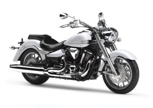 Pot echappement Yamaha XVS 1900 Midnight Star (2006 - 16)