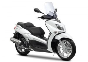 Pot echappement Yamaha X-City 125 (2007 - 16)