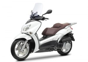 Pot echappement Yamaha X-City 250 (2006 - 16)