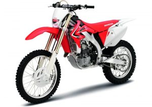 Pot echappement Honda CRF 450 XF Enduro (2015)