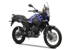 Pot echappement Yamaha XT 660 Z Ténéré (2008 - 16)
