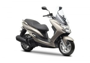 Pot echappement Yamaha Majesty S 125 (2014 - 16)