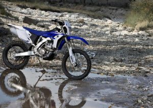 Pot echappement Yamaha WR 450 F (2015)