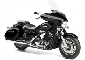 Pot echappement Yamaha XVS 1300 A CFD (2014 - 16)