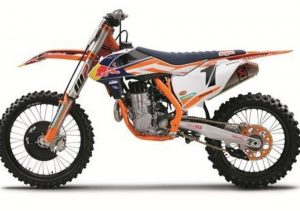 Pot echappement KTM SX 450 F Factory (2016)