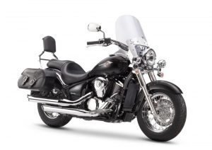 Pot echappement Kawasaki Vulcan 900 Light Tourer (2015 - 16)