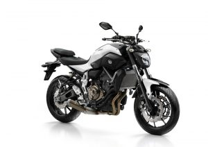 Pot echappement Yamaha MT-07 (2014 - 16)
