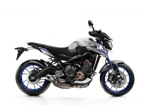 Pot echappement Yamaha MT-09 Street Rally ABS (2014 - 16)