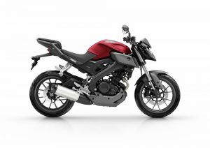 Pot echappement Yamaha MT-125 ABS (2015 - 16)