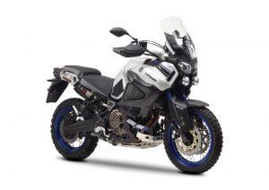 Pot echappement Yamaha XT1200Z Super Ténéré Worldcrosser (2015 - 16)