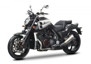 Pot echappement Yamaha VMAX Carbon (2015 - 16)