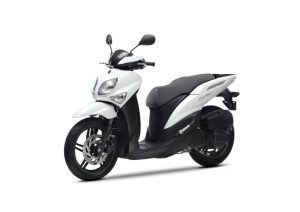 Pot echappement Yamaha Xenter 150 (2015 - 17)