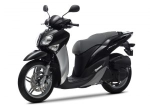Pot echappement Yamaha Xenter 125 (2015 - 17)