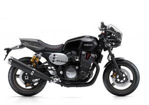 Pot echappement Yamaha XJR 1300 Racer (2015 - 17)