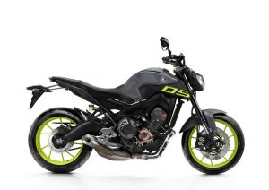 Pot echappement Yamaha MT-09 ABS (2016)