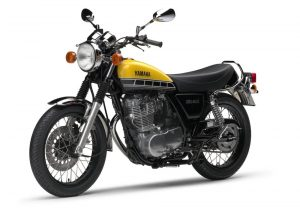 Pot echappement Yamaha SR 400 60th Anniversary (2013 - 16)