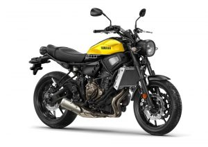 Pot echappement Yamaha XSR 700 ABS 60th Anniversary (2016 - 18)