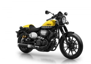 Pot echappement Yamaha XV 950 ABS Racer 60th Anniversary (2015 - 17)