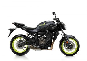 Pot echappement Yamaha MT-07 (2017 - 18)