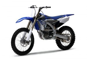 Pot echappement Yamaha YZ 250 F (2017)
