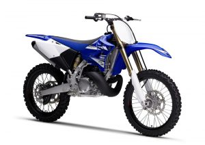 Pot echappement Yamaha YZ 250 (2017)