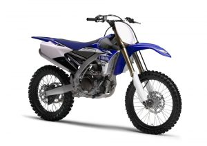 Pot echappement Yamaha YZ 450 F (2017)