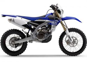 Pot echappement Yamaha WR 450 F (2017 - 18)