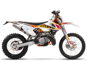 Pot echappement KTM EXC 300 E Six Days (2017)