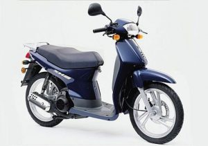 Pot echappement Honda SH 50 New (1999 - 01)