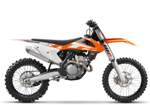 Pot echappement KTM SX 350 F (2016)