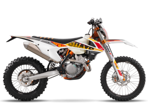 Pot echappement KTM EXC 350 F Six Days (2017)