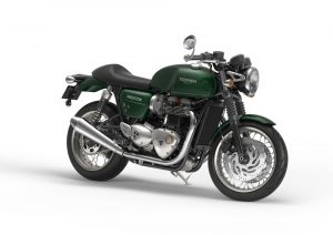 Pot echappement Triumph Thruxton 1200 (2016)