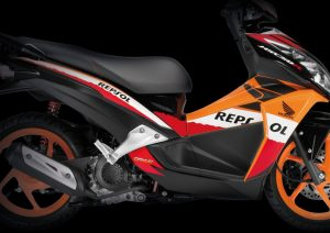 Pot echappement Honda NSC 50 R (2012 - 16)