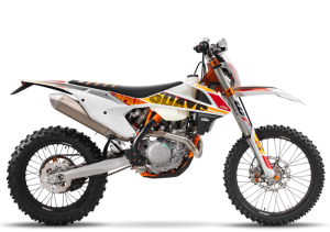 Pot echappement KTM EXC 500 F Six Days (2017)
