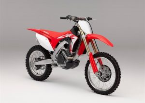 Pot echappement Honda CRF 450 R (2017)
