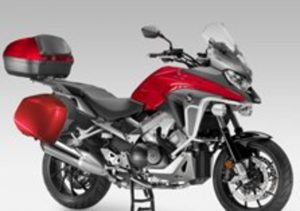 Pot echappement Honda Crossrunner Travel Edition ABS (2015 - 16)