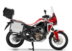 Pot echappement Honda Africa Twin DCT ABS Travel Edition (2016 - 17)