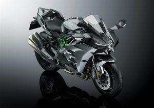 Pot echappement Kawasaki Ninja H2 Carbon (2017 - 18)