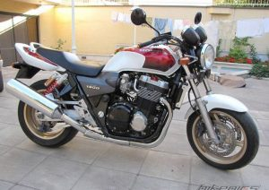 Pot echappement Honda CB 1300 (1998 - 02)