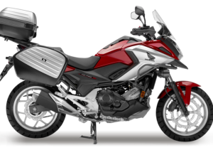 Pot echappement Honda NC750X Travel Edition ABS (2014 - 16)