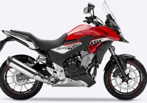 Pot echappement Honda CB 500 X ABS (2016 -17)