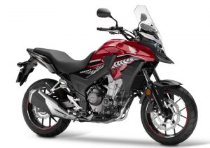 Pot echappement Honda CB 500 X ABS (2017 - 18)