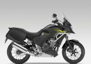 Pot echappement Honda CB 500 X ABS Travel Edition (2015 - 16)